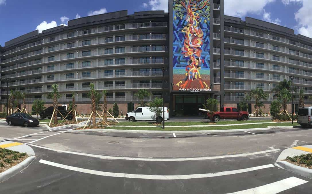 New Building Electrical Installation in Tampa Florida